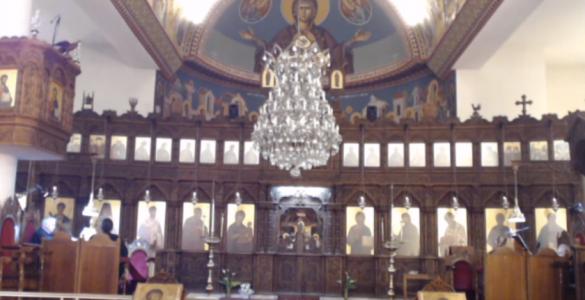 Θεία Λειτουργία, Κυριακή του Αντίπασχα 9 Μαΐου 2021